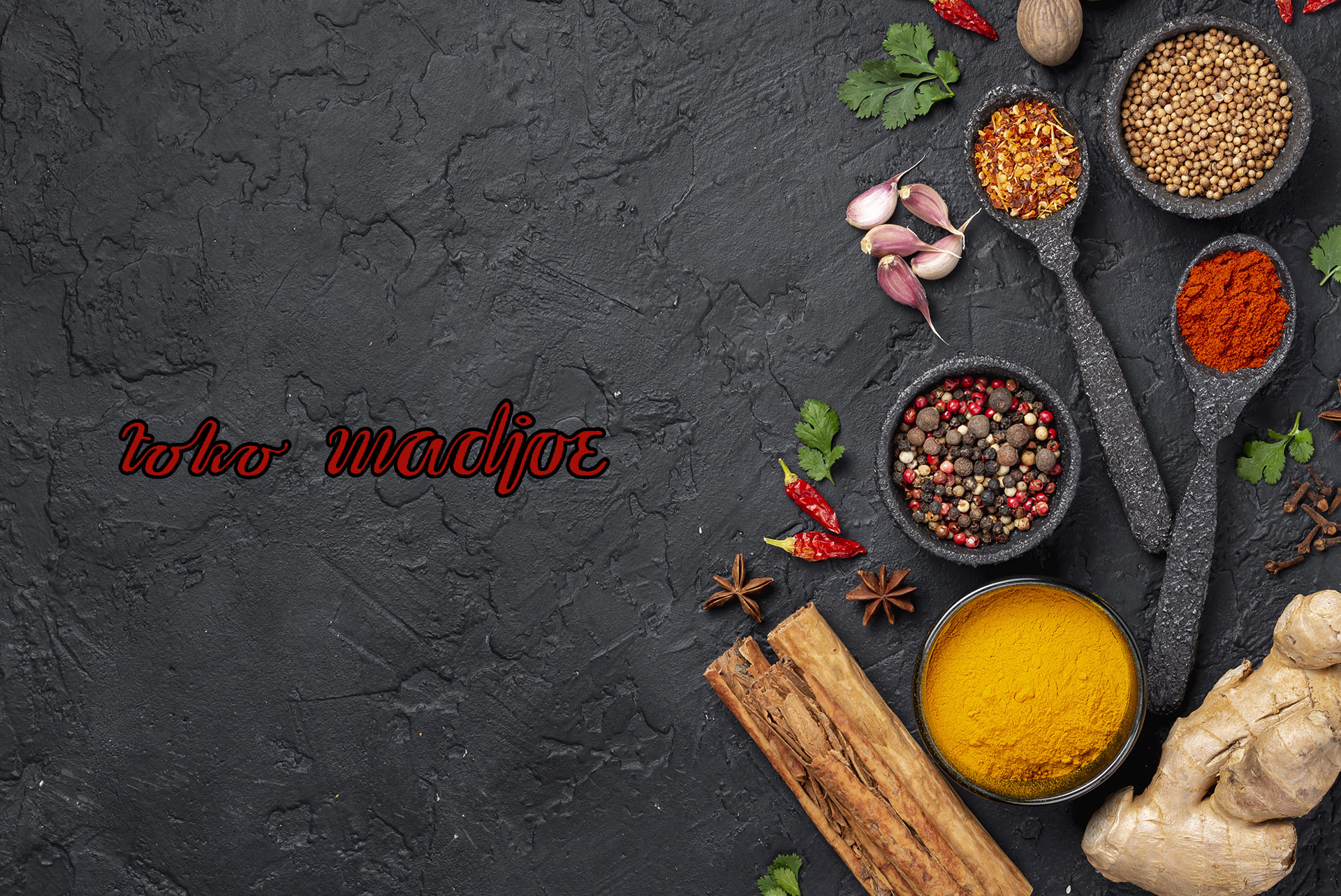 Indonesisch eten Toko Madjoe