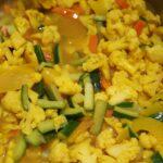 Acar kuning ( zoet zure groente)